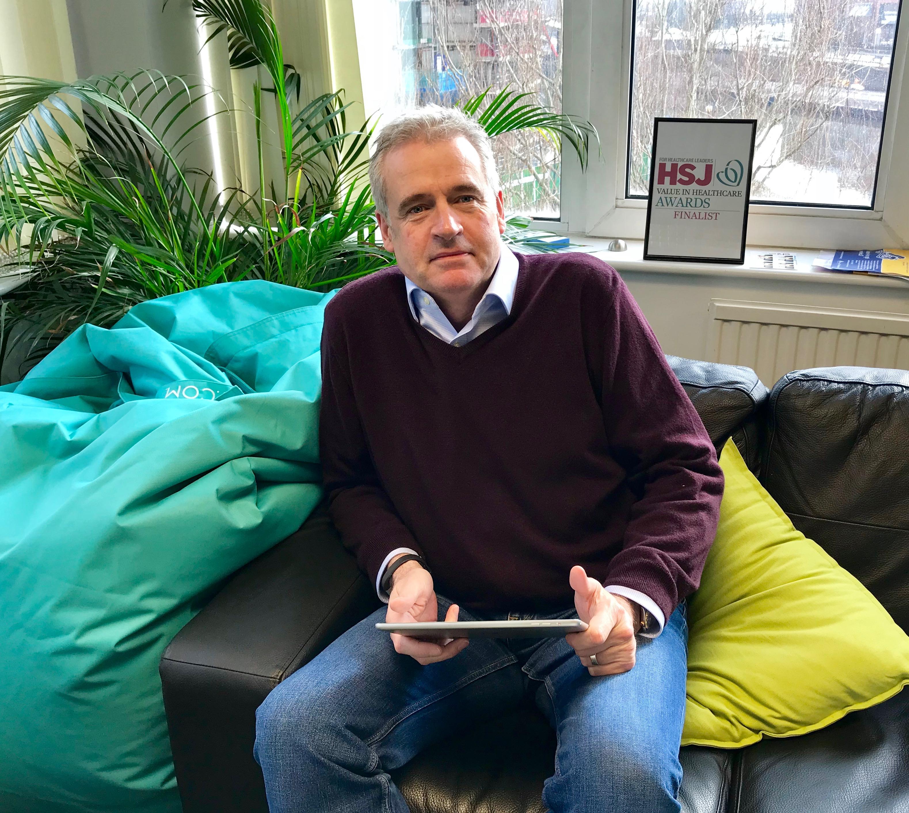 Michael Latimer Isosec CEO