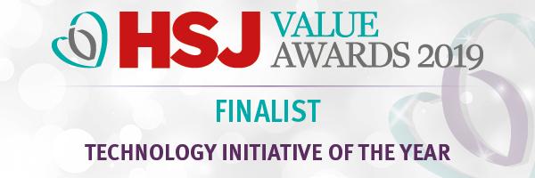Isosec HSJ Value Awards 2019